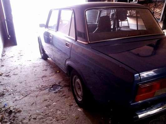 ВАЗ-2107 продам