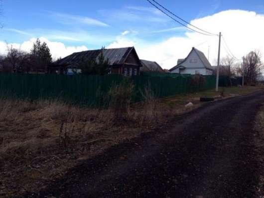 Продается земельный участок 18 соток в дер. Бурково, Можайский р-он, 120 км от МКАД по Минскому шоссе. Фото 2