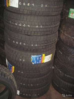 Новые зимние Dunlop 225 55 R18 Winter Maxx WM01