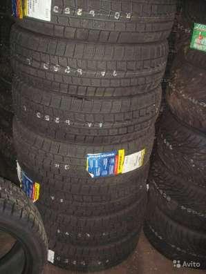 Новые зимние Dunlop 225 55 R18 Winter Maxx WM01 в Москве Фото 1