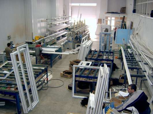 Изготовление и монтаж пластиковых окон
