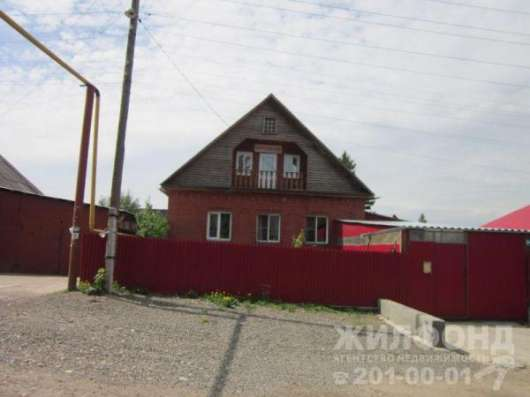 дом, Новосибирск, Черенкова, 170 кв.м. Фото 1
