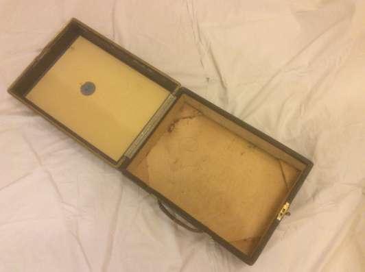 Ящик старинный от патефона в Москве Фото 5
