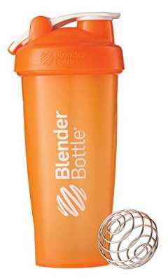Шейкер BlenderBottle Classic 828ml оранжевый
