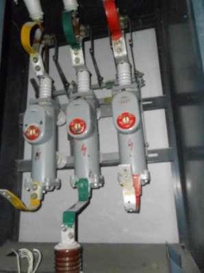 Выключатель масляный ВПМ-10-20-630 У3