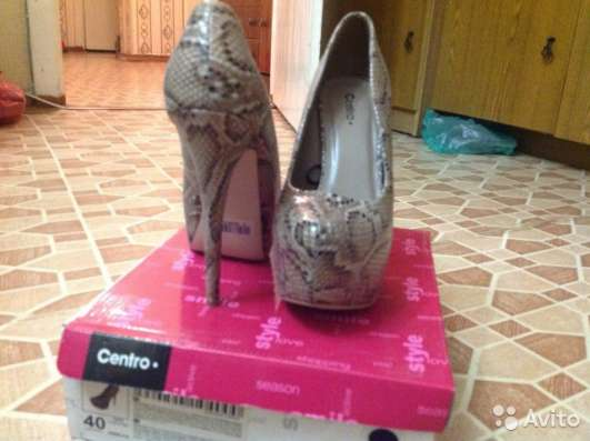Туфли Centro размер 39-40
