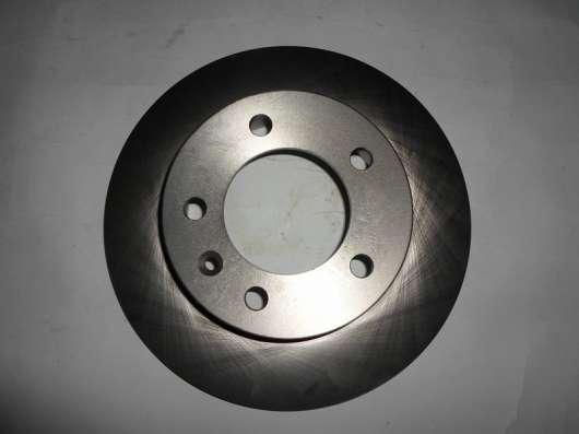 Тормозной диск, задний. Opel Movano, Renault Master в г. Ковель Фото 1