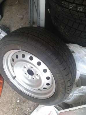 Новое колесо для тойоты 205/55/16 запаска в Москве Фото 1