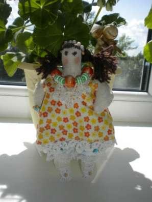 интерьерные куклы ручной работы в Чебоксарах Фото 2