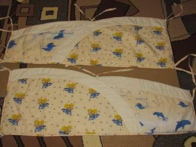 Комплект постельного белья С бортиками