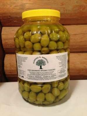 Оливки с косточкой фермерские Греция в Краснодаре Фото 2
