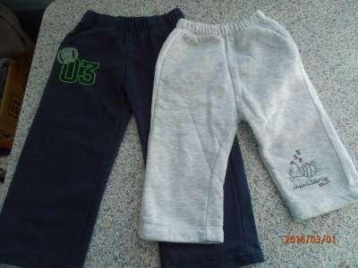 брюки для мальчика  0,6-1,5года