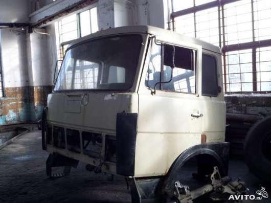 МАЗовская кабина в Ростове-на-Дону Фото 1