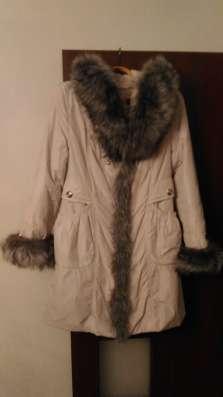 Женское пальто зимне-осеннее