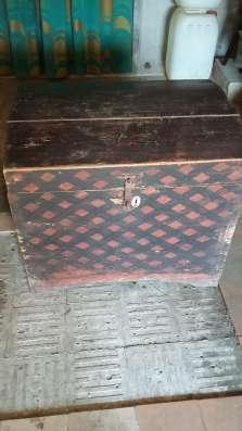 Продам старинный сундук антиквариат в г. Харьков Фото 2