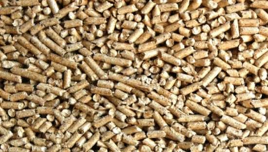Древесная гранула пеллеты