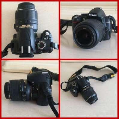 Фотоаппарат Nikon D3000 18-55 Kit Зеркальный в Москве Фото 2