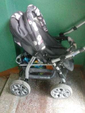 Продается коляска трансформер