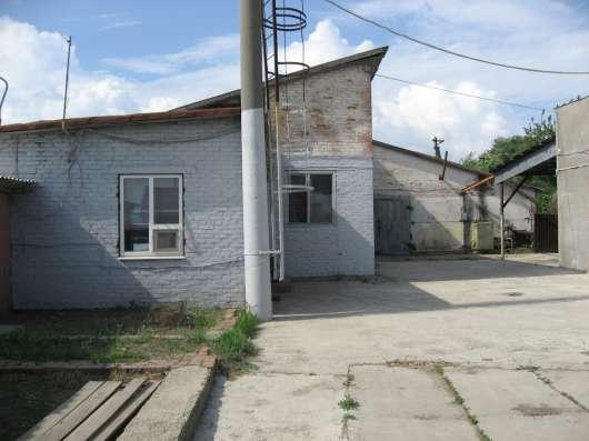 Производственная база в ст. Новотитаровской Динского района в Краснодаре Фото 2