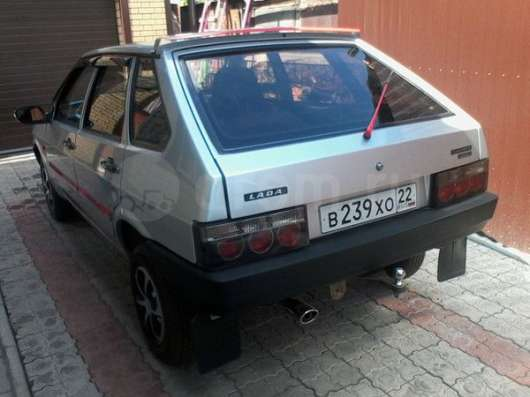 Автомобиль ВАЗ 2109 1996 г. в