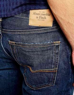 Продам новые джинсы Abercrombie