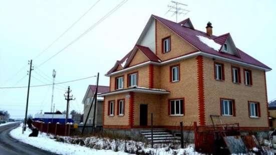 новый коттедж в Гусево!