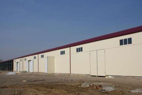 Строительство быстровозводимых зданий, складов в Ростове-на-Дону Фото 2