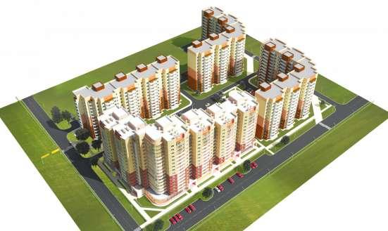 Однокомнатная квартира в строящемся доме по ул. Моздокская