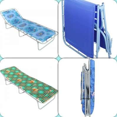 Кровати раскладушки в Томске