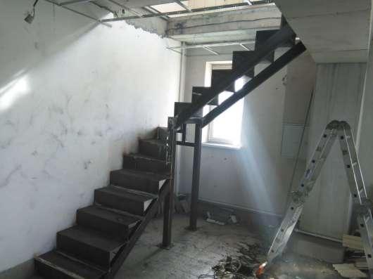 Лестницы. Проектирование, изготовление, монтаж