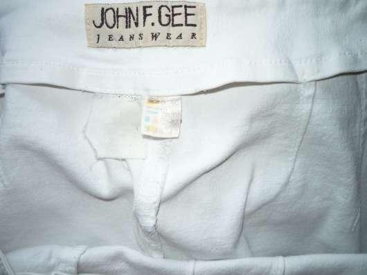 Брюки John F. Gee