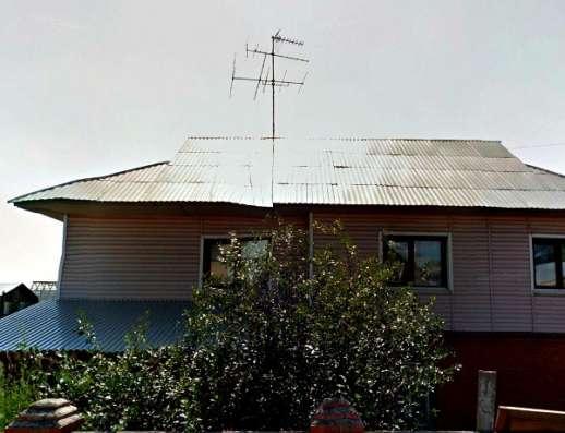 Установка Ремонт антенн частные дом и дачи Новосибирск Фото 1
