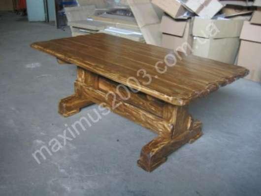 Столы и стулья для кафе под старину