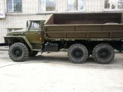 грузовой автомобиль УРАЛ 5557 самосвал в г. Ухта Фото 2