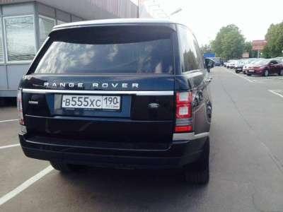 внедорожник Land Rover Range Rover, цена 4 781 000 руб.,в Москве Фото 1