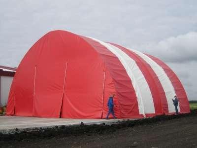 Ангар, техническая палатка, чехлы в Тюмени Фото 2