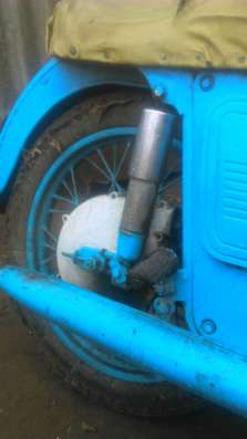 мотоцикл ИЖ планета 2 в г. Самара Фото 2
