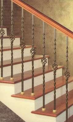 Деревянные лестницы на второй этаж stairways в Люберцы Фото 5