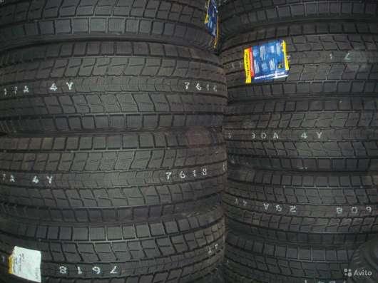 Новые японские Dunlop 225/55 R17 Winter Maxx SJ8 в Москве Фото 3