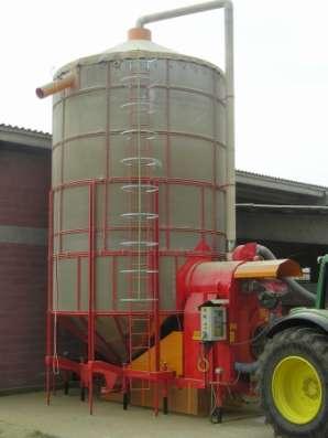 Зерносушильное оборудования Fratelli Pedrotti в Перми Фото 2