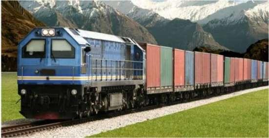 Железнодорожные и грузовые перевозки по России в Москве Фото 1
