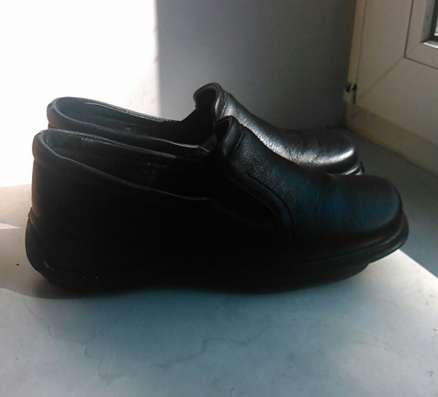 Туфли чёрные