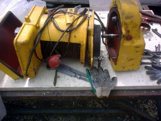Монтаж, ремонт и обслуживание грузоподъёмного обор