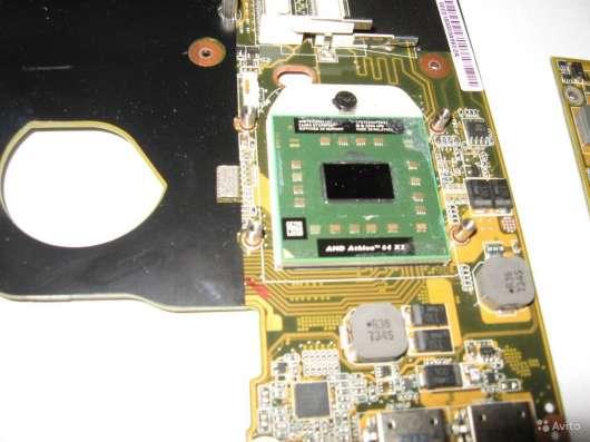Asus A8DC (матплата + охлаждение + проц.)