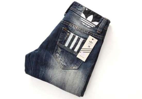 Мужские джинсы, DIESEL совместно с ADIDAS ! в Владивостоке Фото 2