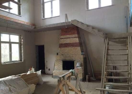 Новый дом в стиле шале