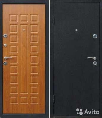 Новая стальная дверь