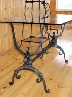 Кровать кованая,вешалка настенная.Мебель кованая в Барнауле Фото 3