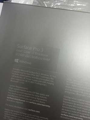 Планшет Microsoft Surface 3 i7 512Gb в Москве Фото 1