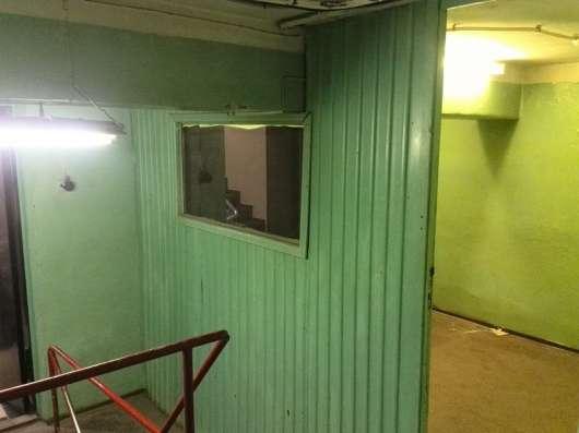 Подвальное помещение 7,3 кв. м